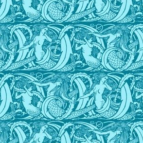 The Mermaids ~ Masquerade with Vicomte