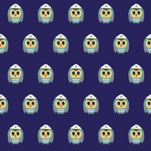 Owls captain