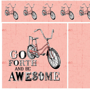 Go Forth and Be Awesome