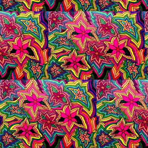 Psychodelic Flora
