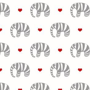 brians elephant zebra