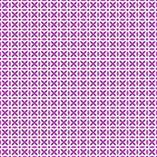 Folk Stitch-Fuchsia