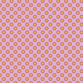 Daisy Dot-Pink