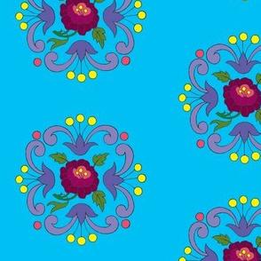 Danita's Vintage Embroidery Design
