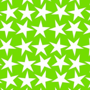 a big star now spring green