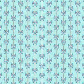 Verithe's Butterfly Stripe (Lt. Blue)