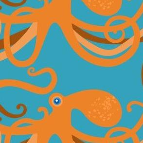 Octopus Swirl