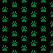R20150927-079_-_fabric_design_-_pawprint_-_green_007934_on_black_shop_thumb