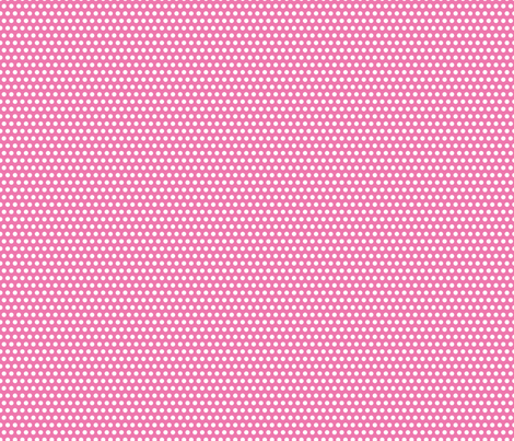 Lichtenstein Dots - Pink fabric by robinskarbek on Spoonflower - custom fabric