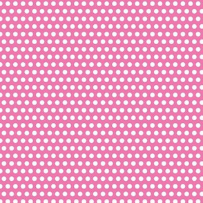 Lichtenstein Dots - Pink