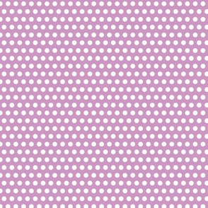 Lichtenstein Dots - Purple