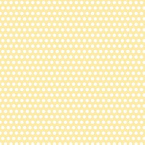 Lichtenstein Dots - Yellow