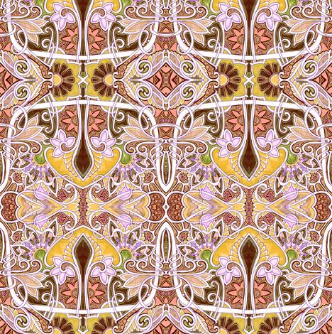 Did Sir Gallahad Really Start This Way? fabric by edsel2084 on Spoonflower - custom fabric