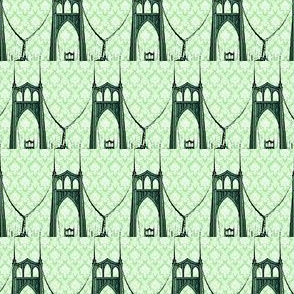 St Johns Bridge (damask)
