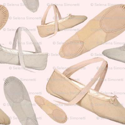 Toe Shoe Ballet