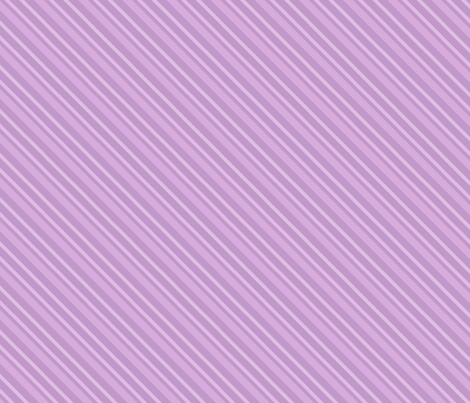 Lavender Stripes fabric by puggy_bubbles on Spoonflower - custom fabric