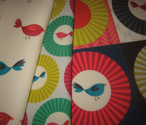 little bird squares
