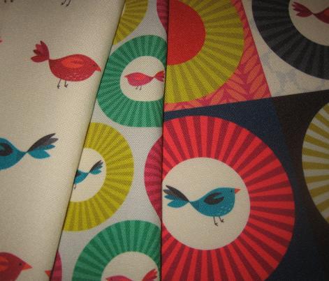 little bird squares
