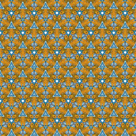 fish food ll fabric by janbalaya on Spoonflower - custom fabric