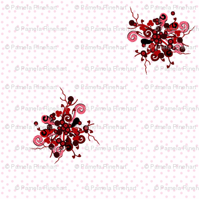 passion 2 lacey spacey motif red