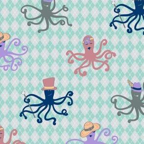 Ostentatious Octopi
