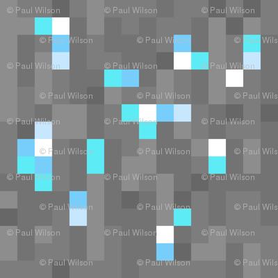8-bit Diamond Block