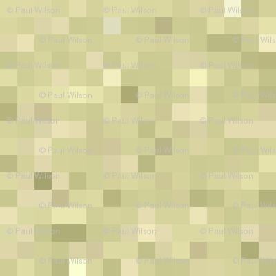 8 Bit Sand Block Fabric Wilsongraphics Spoonflower