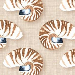 nautilus - Linen