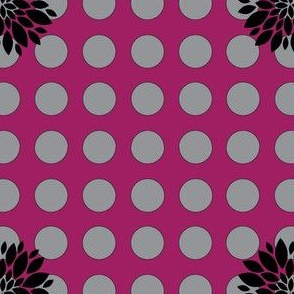 Polka-Dot-Flower