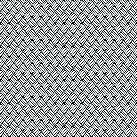 Criss Cross fabric by house_of_heasman on Spoonflower - custom fabric