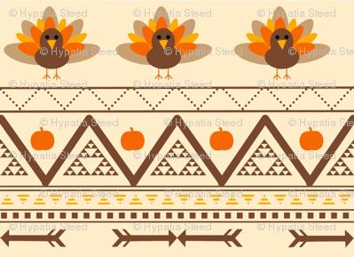 Aztec Turkey