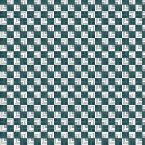 Interwoven Squares