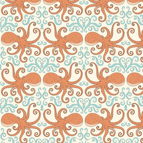 Octopuses - original