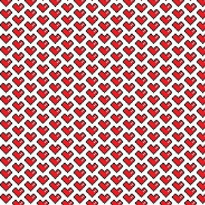 Pixel Heart (red)