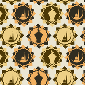 Islamic Pattern #2