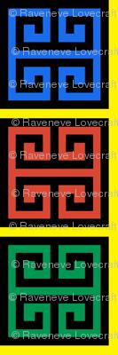 1 geometric greek keys decorative borders versace inspired autumn winter a/w 2015 motifs meander labyrinth patterns architecture architectural