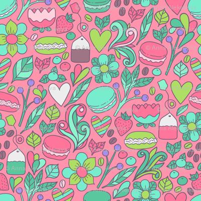 macaron pattern