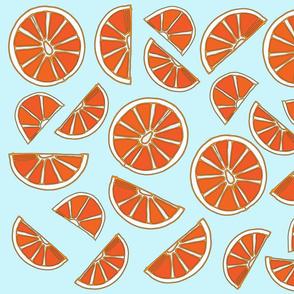 Blue Oranges