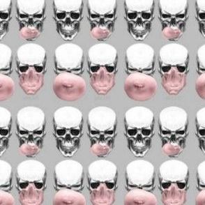 Bubble Skulls