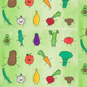 Veggie_Fabric