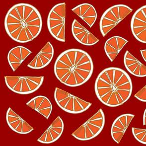 Red Oranges