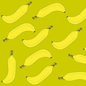 Light Green Bananas