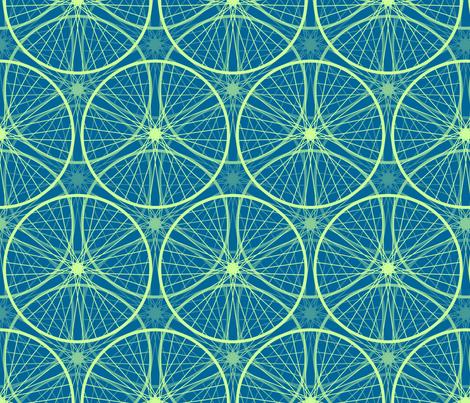 04655720 : cycling is a blast fabric by sef on Spoonflower - custom fabric
