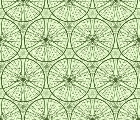 04655745 : the cycle of life fabric by sef on Spoonflower - custom fabric
