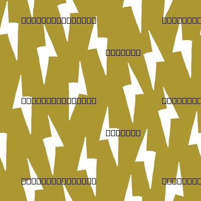 Bolt - Golden Olive by Andrea Lauren