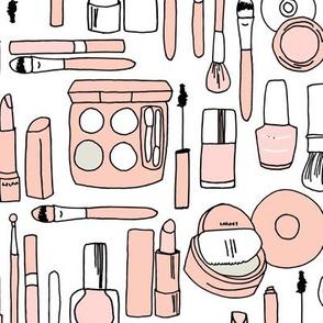 makeup // blush