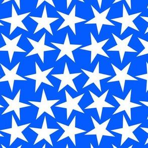 a big star now royal blue