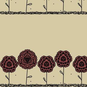 Perky Garden Rustic