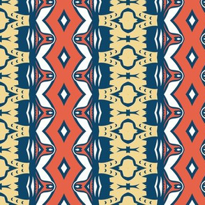 Mondern Tribal Vertical Design