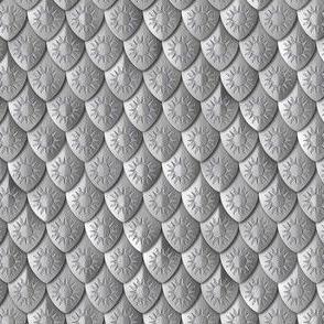 Scales Sun Armor Silver
